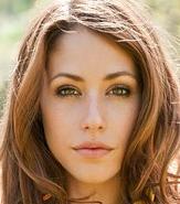 Actor Amanda Crew