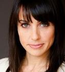 Actor Constance Zimmer