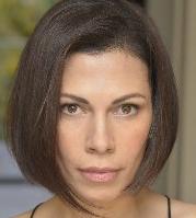 Actor Daniela Lavender