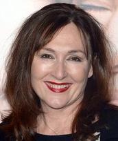 Actor Nora Dunn