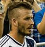 Actor David Beckham