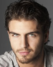 Actor Maxi Iglesias