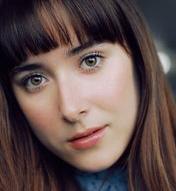 Actor Christina Scherer