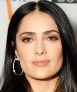 Actor Salma Hayek